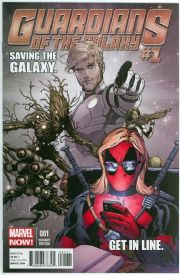 Guardians Of The Galaxy #1 Texts From Deadpool Variant Movie Marvel comic book